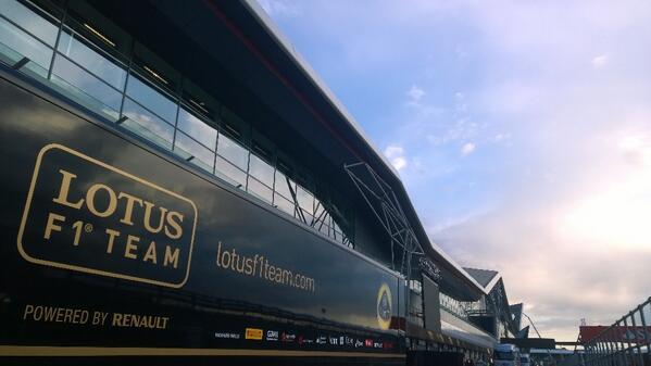 Lotus F1 Team (Photo Credit: Lotus F1 Team Instagram)