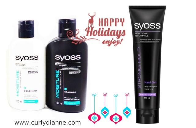 syoss product