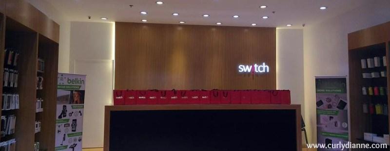 Switch Ayala Malls Serin