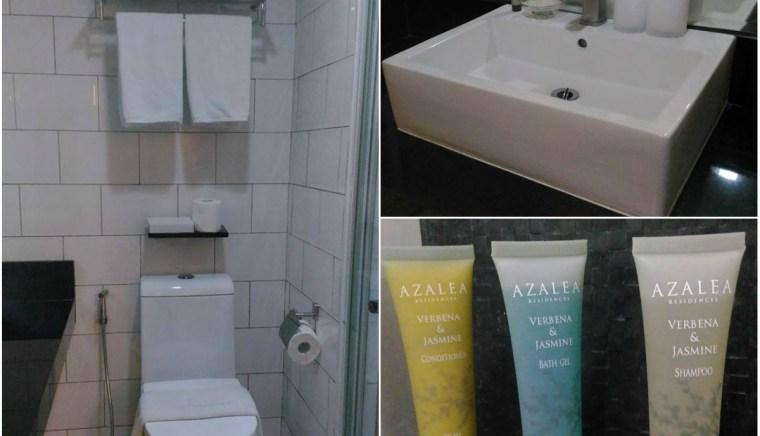 Azalea Residence comfort room