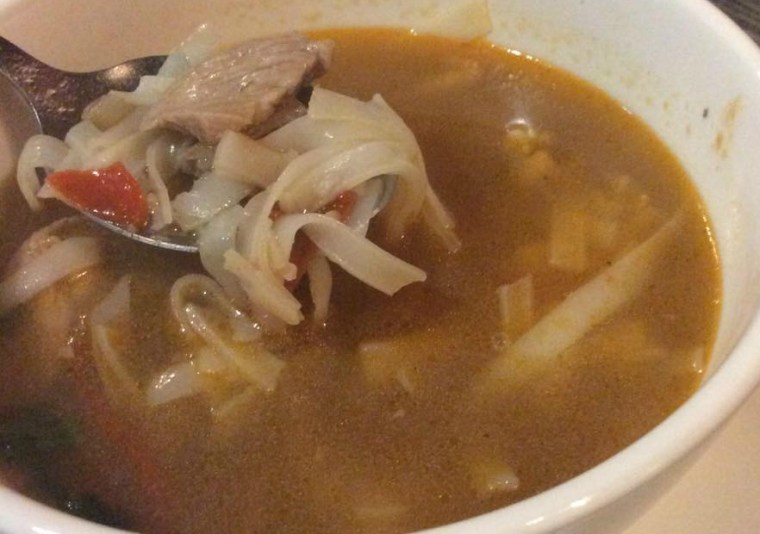 Seafood Khao Soi