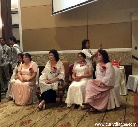 Ulirang Ina Awardees 2016
