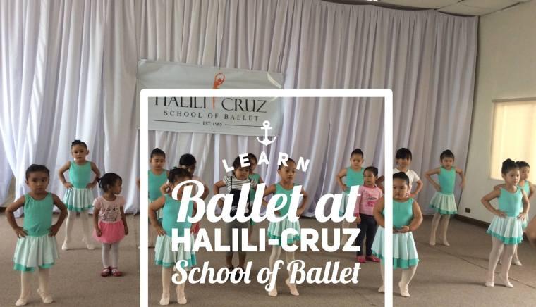 Halili-Cruz School of Ballet