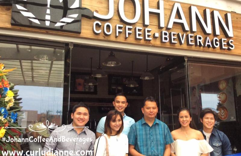 Johann Coffee and Beverages Blue Bay Walk Store Opening