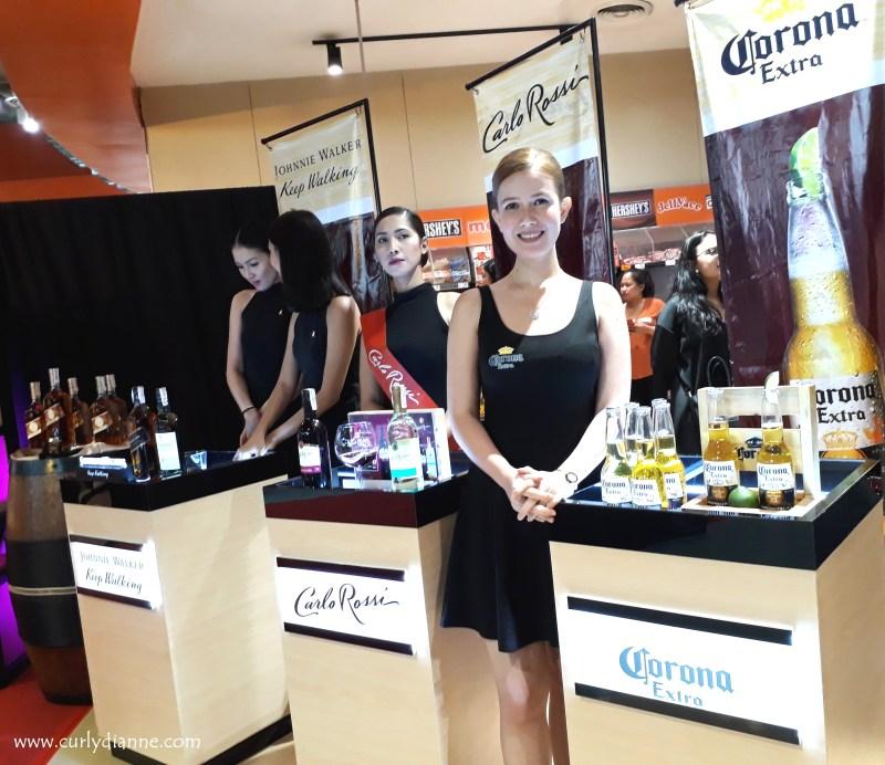 The Tasting Corner at SM MOA
