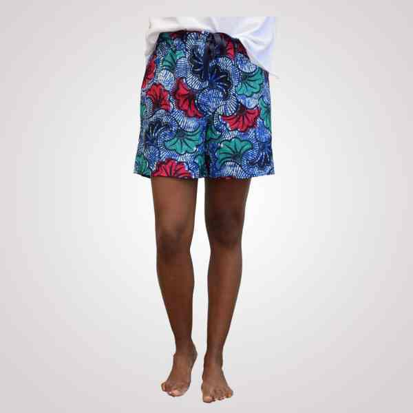shorts pyjama wax jungle curly nights