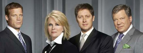 Boston Legal Series 4 Starts Thursday (but you wouldn't know it)