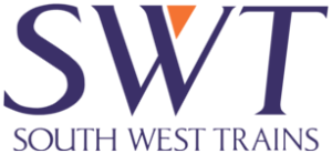 South West Trains 1990s Logo