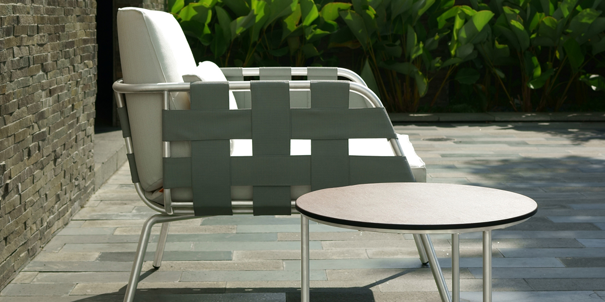 Comfy Indoor Outdoor Seating