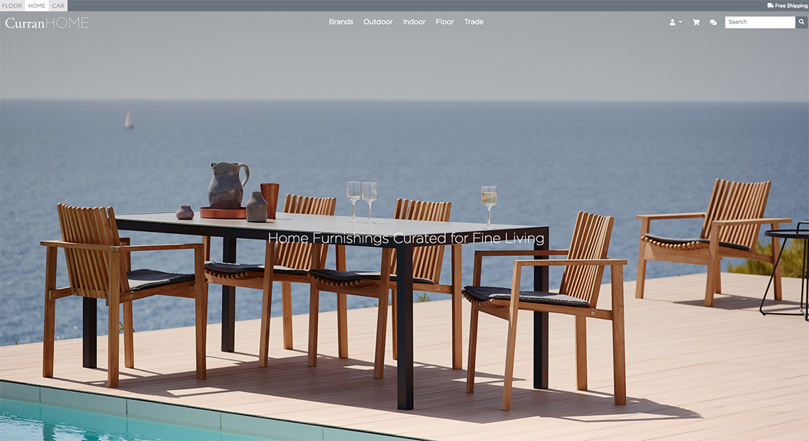 Curran   High End Furniture And Flooring For Designers And ...