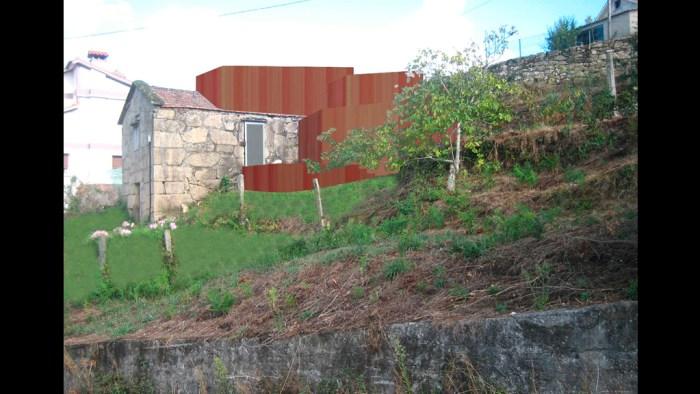 Rehabilitación y ampliación de casa en Meira-Moaña