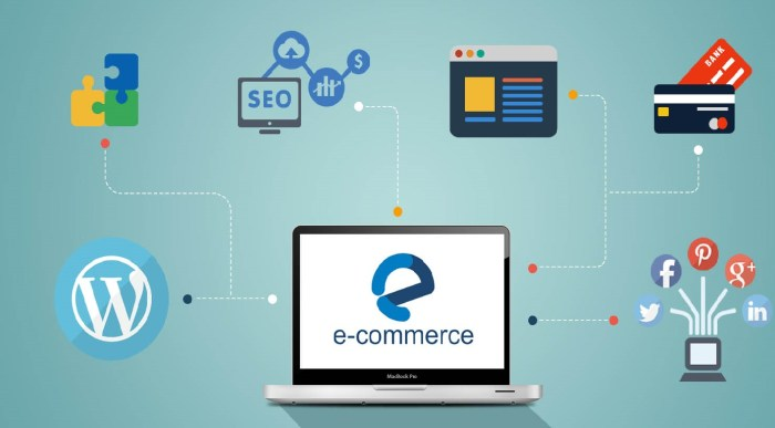 Private Information About Ecommerce Site