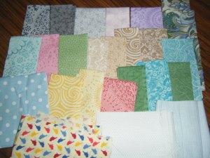 Hexie's fabric