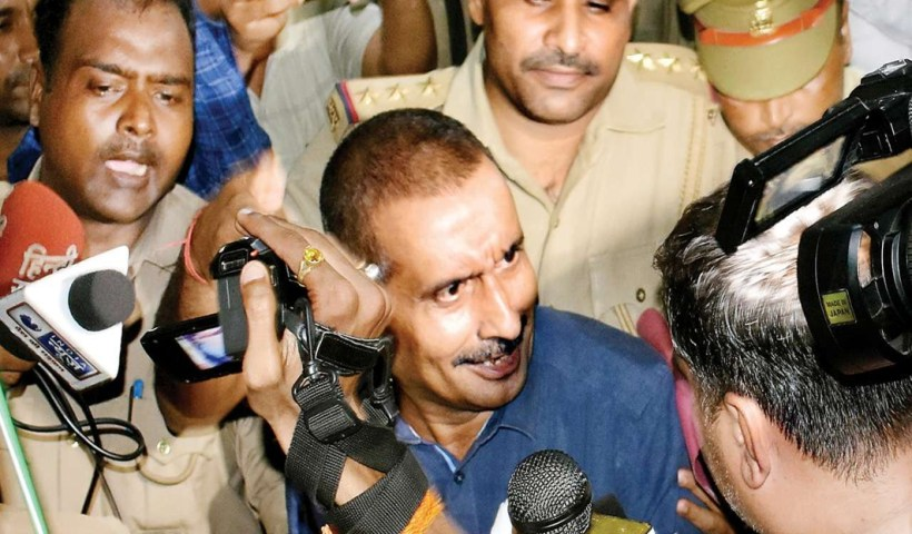 MLA Kuldeep Sengar convicted by court, charges framed under 5 sections