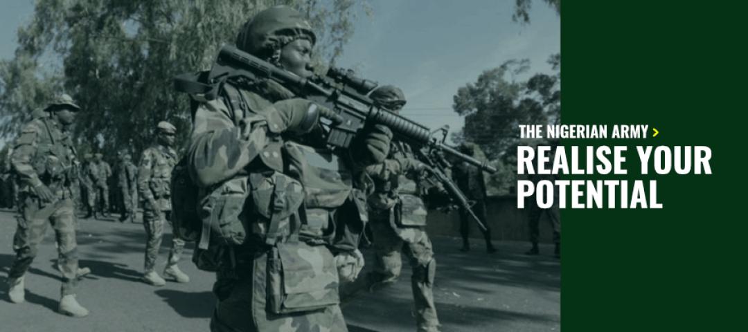 Nigerian Army Recruitment Form 2021/2022 Check 81RRI Portal Update