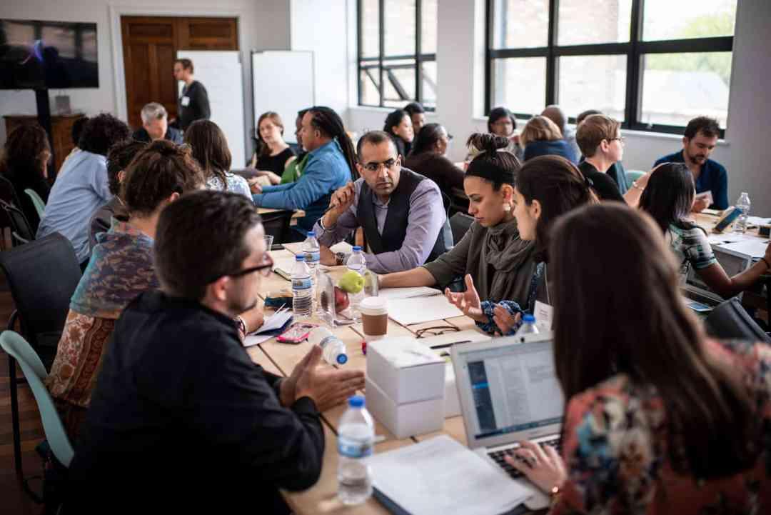 The Obama Foundation Fellowship Program 2021