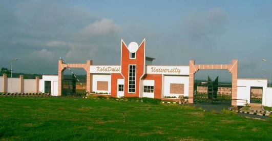 Kola Daisi University Courses and Requirements | Full List of Courses