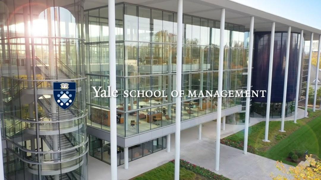 Yale Business SchoolAdmission