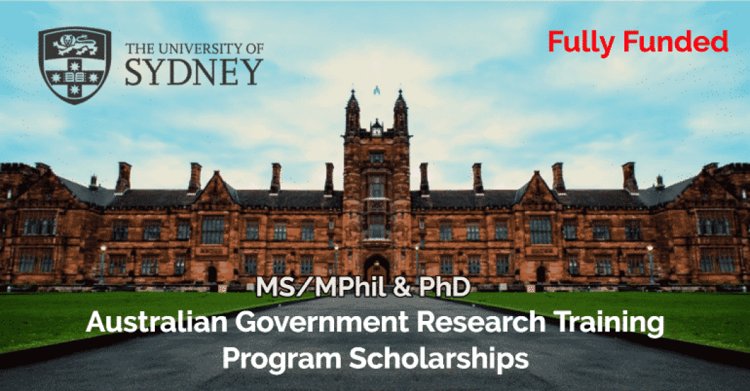 How to Apply for Australian Government RTP Scholarships