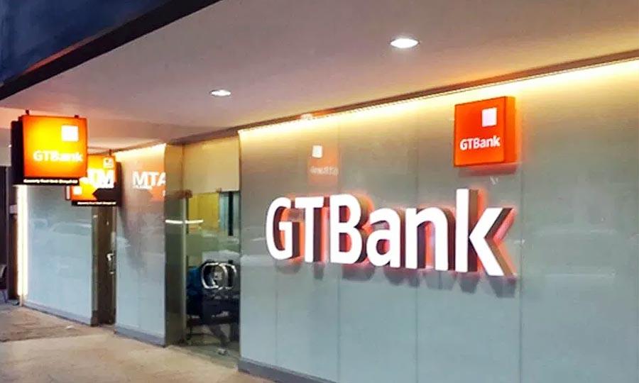 Guarantee Trust Bank Domiciliary Account