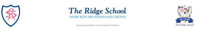 The Ridge School
