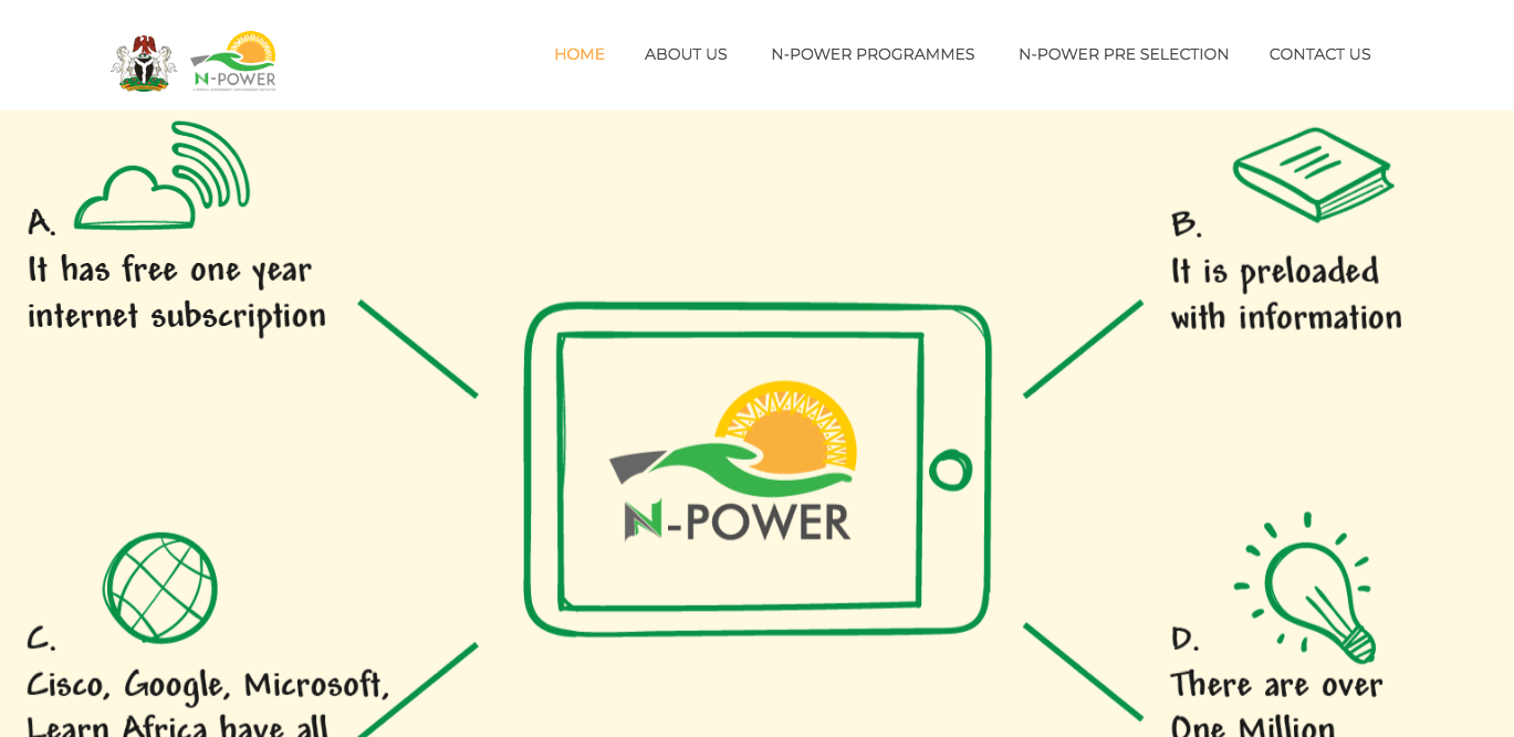 N-Power Result 2020 – What to do Next? (http://npvn.npower.gov.ng/)