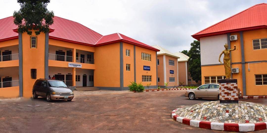 Godfrey Okoye University Courses and Requirement   List of Courses