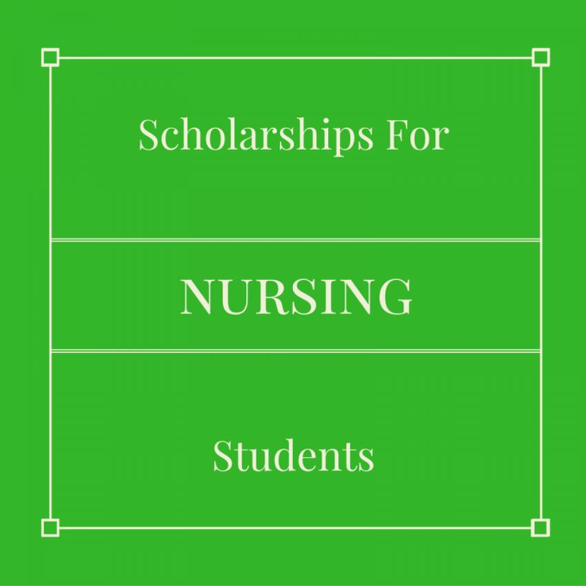 Nursing Scholarships for Students 2021 Application Portal Update