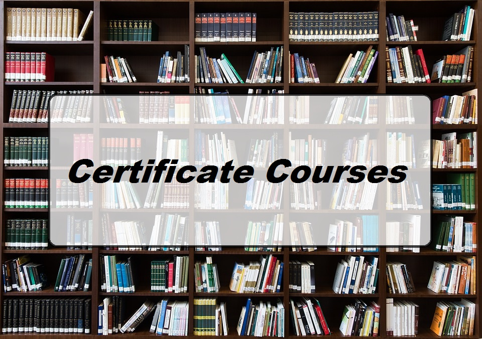 Best Certificate Courses in India