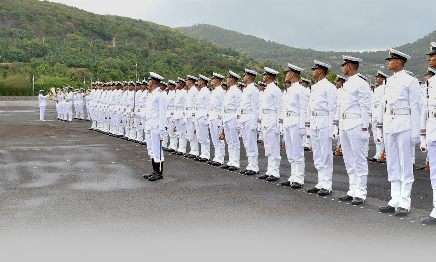 Indian Navy after BE/B Tech