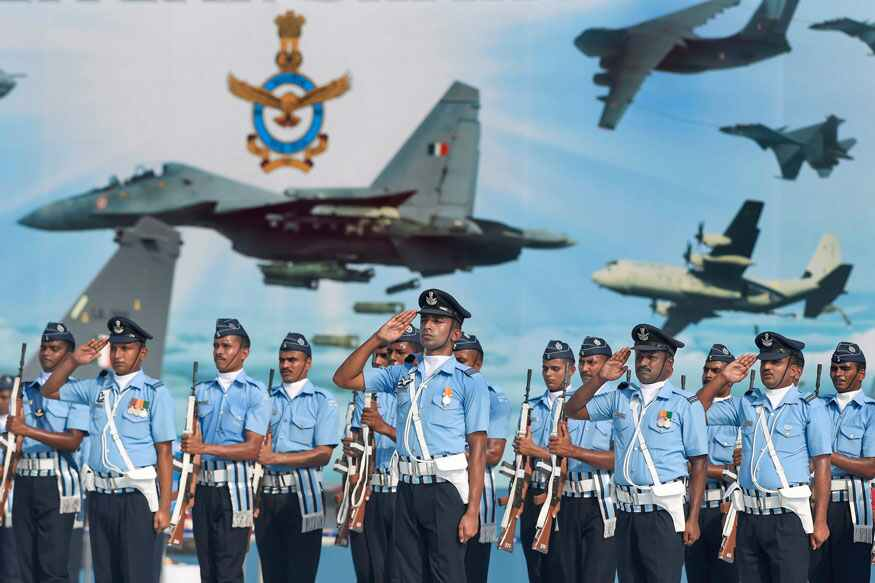 Indian Air Force: Branch and How to Join- www.careerairforce.nic.in