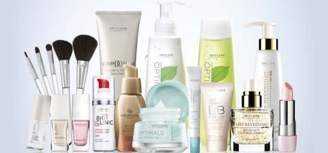 Oriflame Cosmetics Shortlisted Candidate