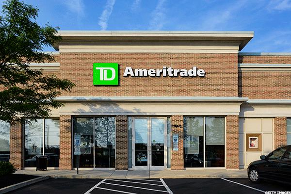 TD Ameritrade Sign Up