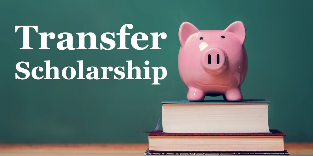 Transfer Scholarships for Students 2020 Application Portal Update