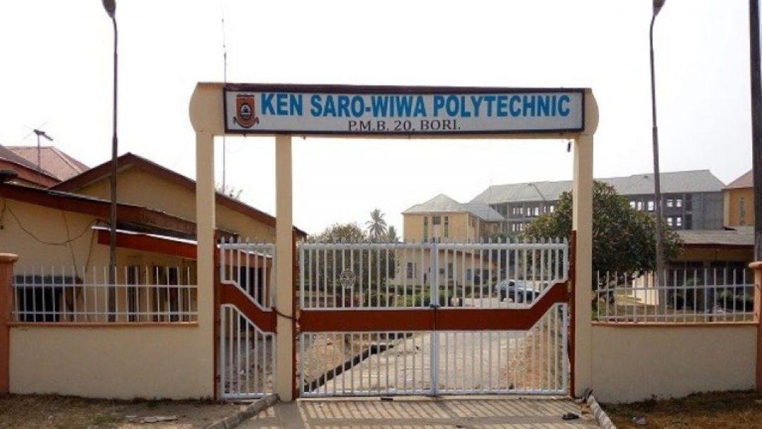 About Ken Saro Wiwa Polytechnic