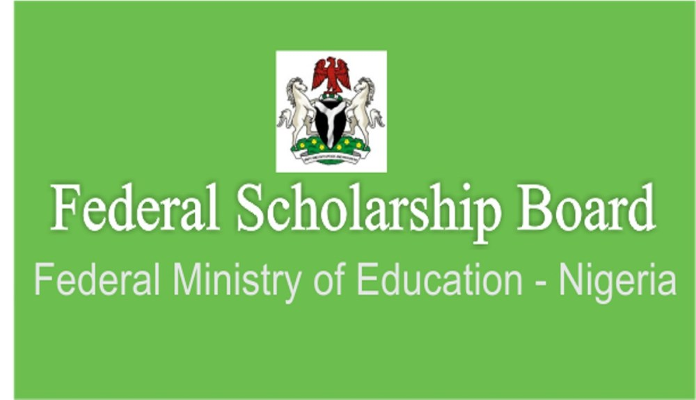 Federal Government Scholarship Board education.gov.ng 2020 Application