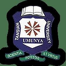 Tansian University Cut off Mark