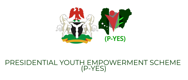 P-YES Application Portal 2020: Presidential Youth Empowerment Scheme