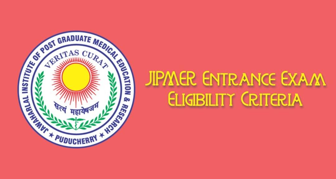 jipmer eligibility 2021