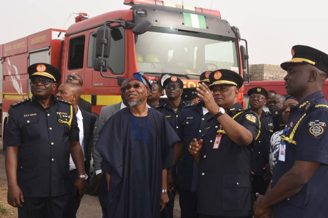 Federal Fire Service Recruitment for Inspector of Fire, Nursing 2021
