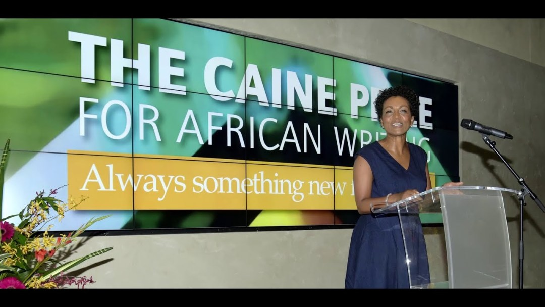 Caine Prize for African Writing 2021