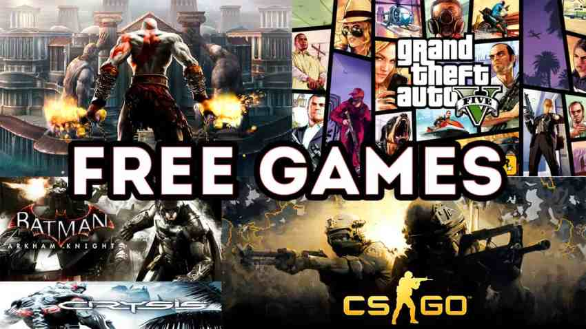 Websites to Download Games