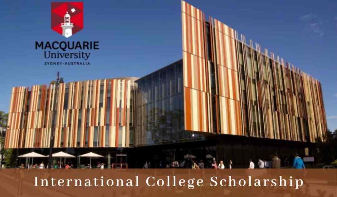 Macquarie University International Scholarships