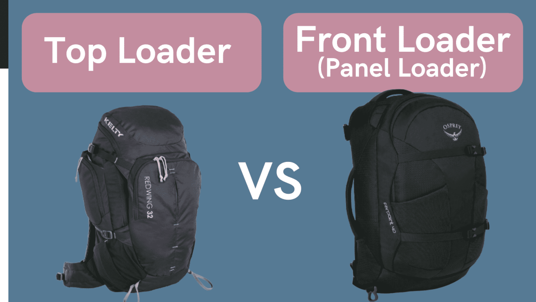 Front-Loading Backpacks