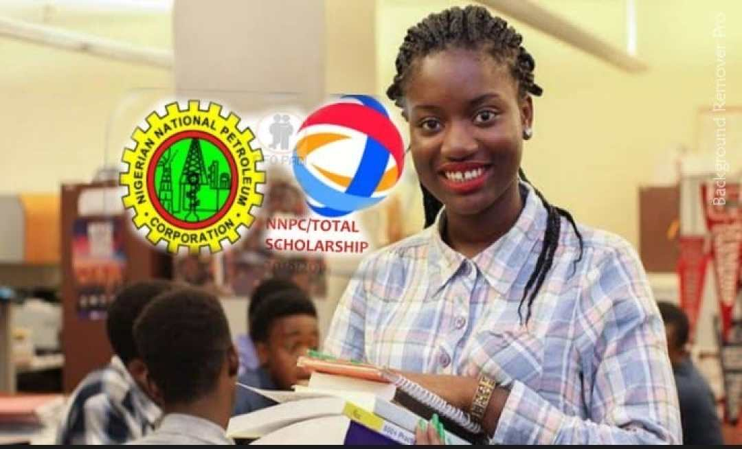 NNPC/Total Scholarship Examination Questions and Answers Updates