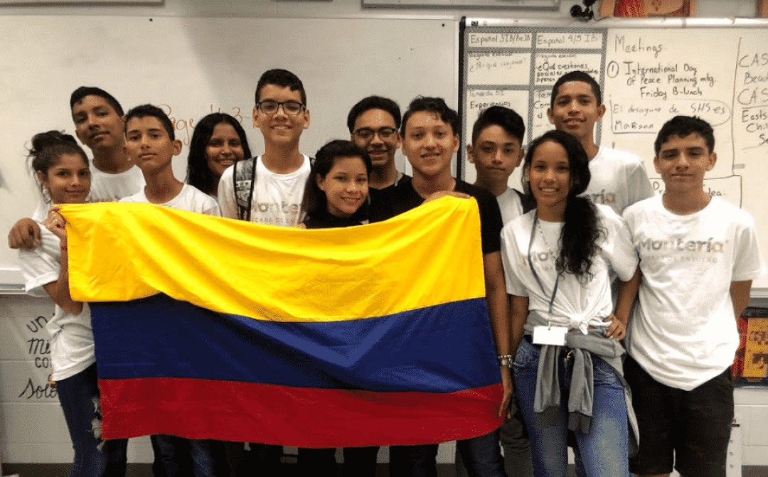 Brief Information About Colombia