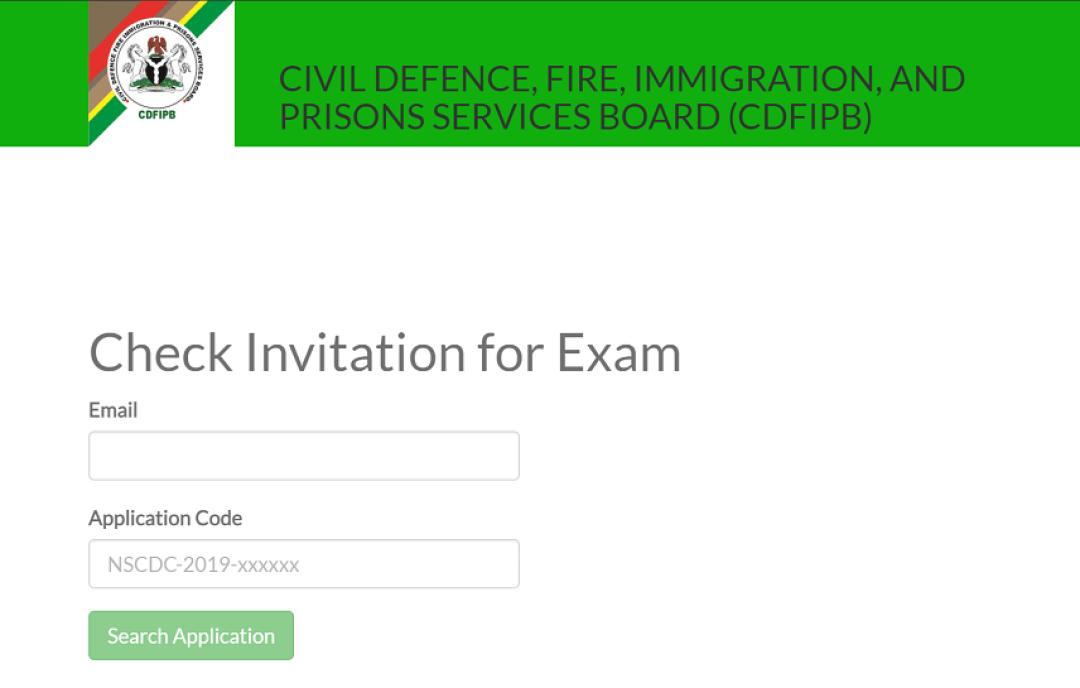 CDFIPB Recruitment Portal www.cdfipb.gov.ng 2021 Check Latest Update