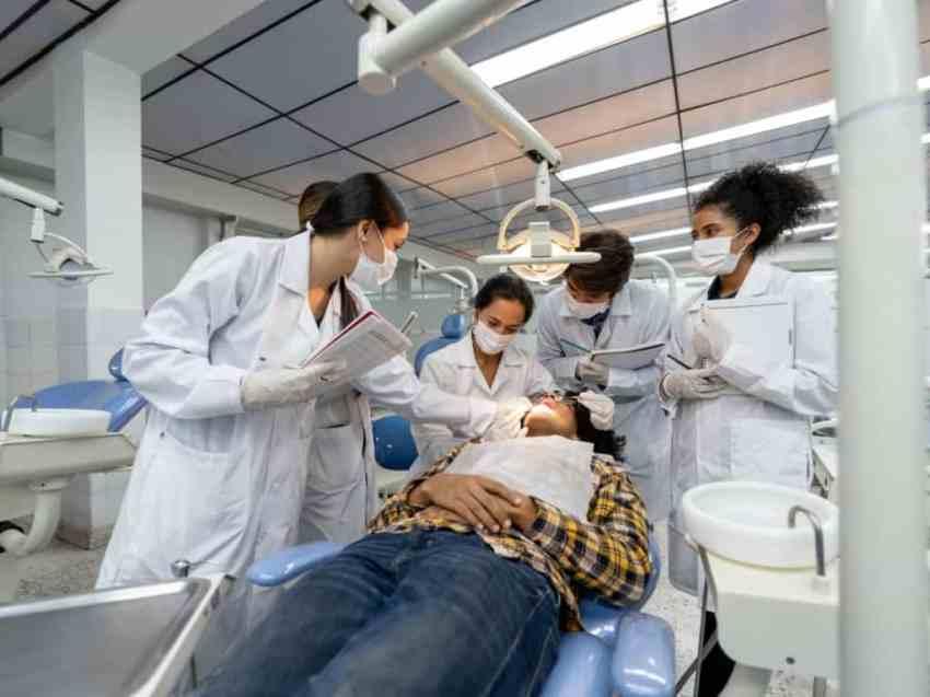 easiest dental schools 2021