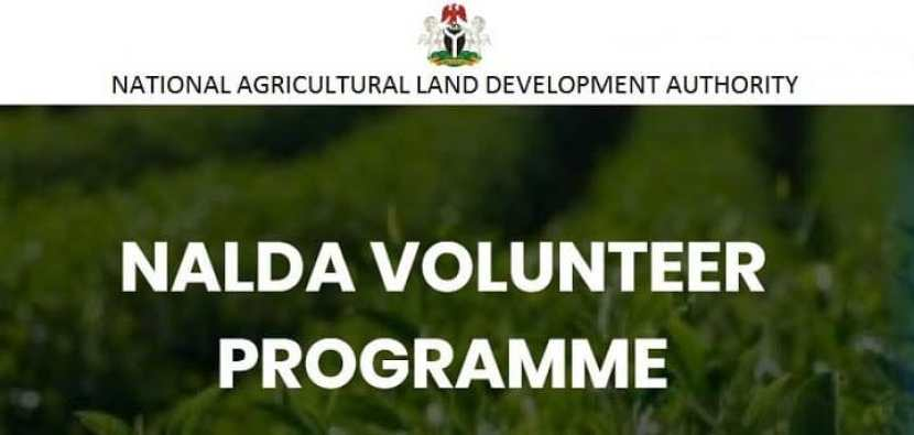 NALDA Recruitment Portal 2021/2022 www.nalda.ng