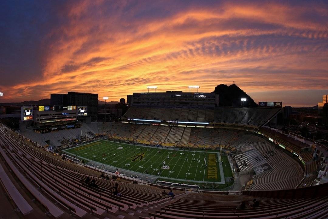 largest college football stadiums